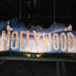 Hollywood Theme Decor