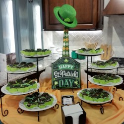 St Patty Desert